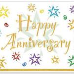 Happy 2nd Year Anniversary